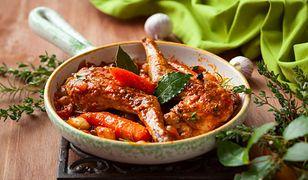 Gotowanie na ekranie: królik duszony w warzywach