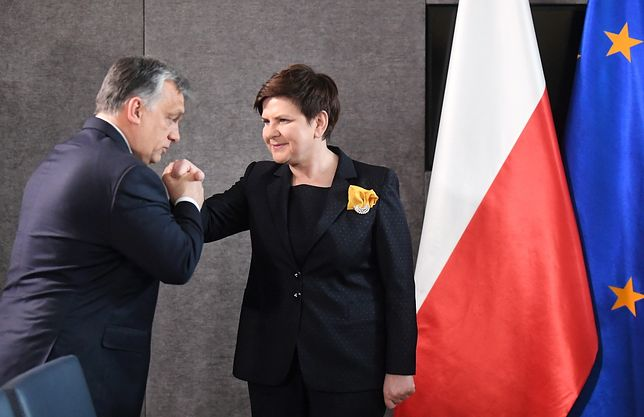 Węgry po stronie Polski w sprawie uchodźców
