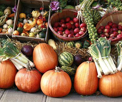 Jedz sezonowo. Smaczne i zdrowe produkty na październik