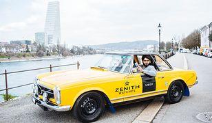 Uber kusił klasycznymi autami na ulicach Bazylei