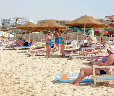 Plaża w Susie