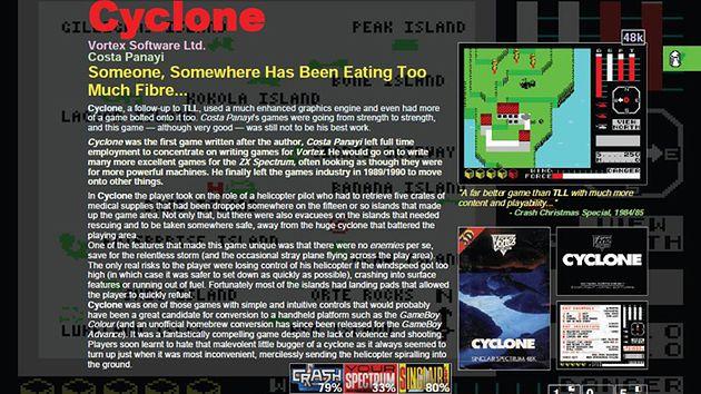 Historia ZX Spectrum za darmo