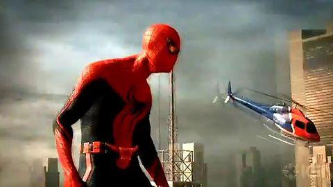 Spidey szaleje w Nowym Jorku [The Amazing Spider-Man]