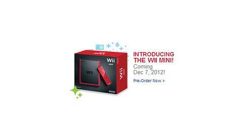 Czy tak będzie wyglądać Wii Mini?