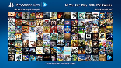 PS Now jeszcze w tym roku dostanie gry z PS4. Wciąż nie wiemy, kiedy PS Now pojawi się w Polsce