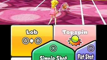 Mario i wielki tenis [Galeria]