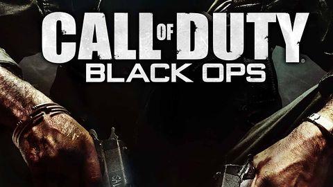 Krótka piłka: okładka Call of Duty: Black Ops