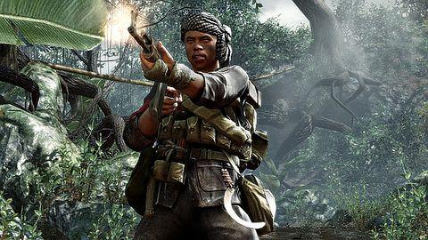 Mróz tropików - nowa galeria CoD: Black Ops