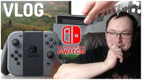 Nintendo Switch, małe podsumowanie - VLOG