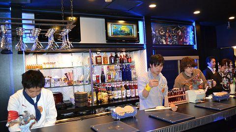 Czas odwiedzić Capcom Bar [Galeria]