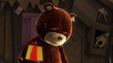 Premierowy zwiastun Naughty Bear