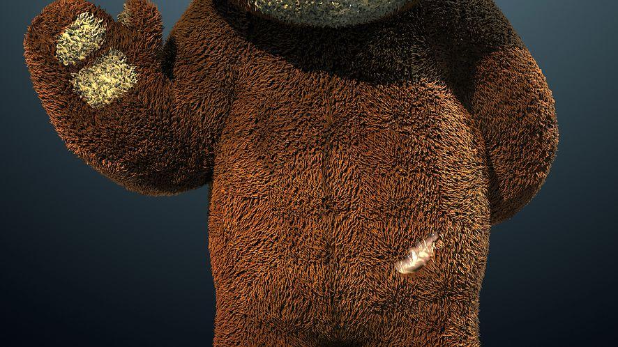 A teraz drogie dzieci... czyli kolejna galeria z Naughty Bear