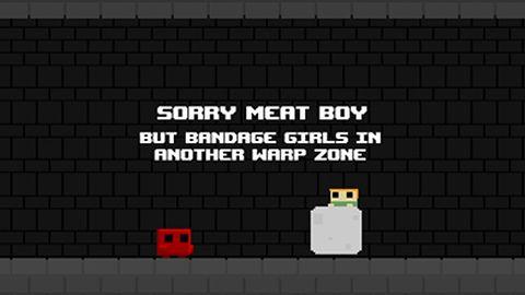 300 poziomów w Super Meat Boy