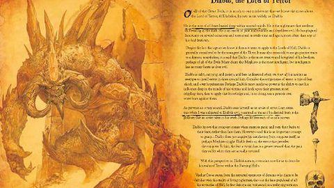 Wszystko co chciałeś wiedzieć o Diablo III, ale bałeś się zapytać Caina