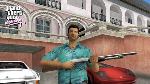 Pół roku później... GTA: Vice City i GTA 3 wciąż zmierzają na PS3