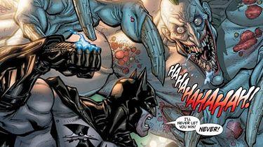 Przeczytaj początek komiksu do Arkham City... i parę innych też
