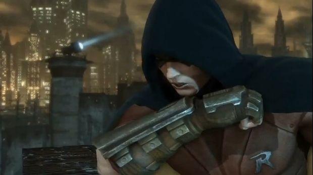 Robin wkracza do akcji, czyli zwiastun dodatku do Batman: Arkham City