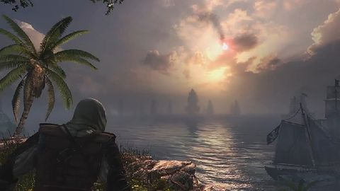 Pięć minut z Assassin's Creed 4 Black Flag gotowe do abordażu