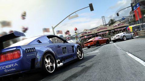 Przygotujcie swoje kierownice - Race Driver: GRID 2 nadjeżdża