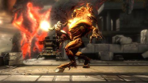 Trailer i Galeria: God of War III