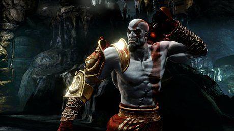 Demo God of War III jednak z God of War: Collection