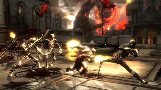 Galeria: God of War III