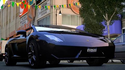 Tak wyglądającego GTA IV jeszcze nie widzieliście