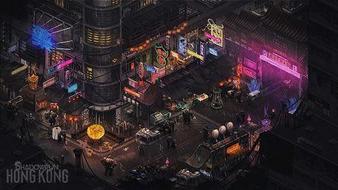 Gracze wpłacili już ponad 300 tysięcy dolarów na Shadowrun: Hong Kong