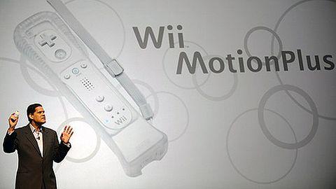Wii Motion Plus 12 czerwca