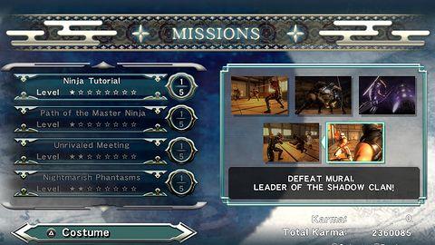 Ninja atakują PS Vita [Galeria]