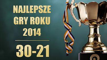 30 najlepszych gier 2014 roku według redakcji Polygamii - miejsca 30-21