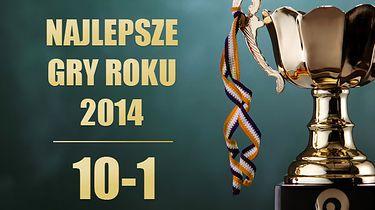 30 najlepszych gier 2014 roku według redakcji Polygamii - miejsca 10-1