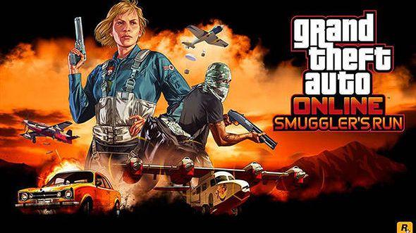 "Smuggler's Run ""wraca"". Jako DLC do GTA Online"