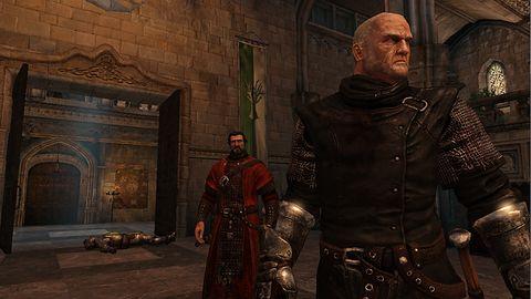Pierwsze obrazki z RPG Gra o Tron