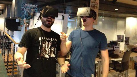 16 milionów dolarów pomoże w komercyjnym sukcesie Oculus Rift?