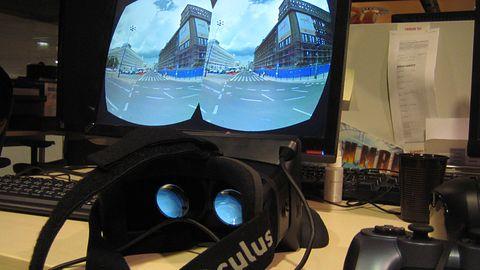 Carmack stworzy gry na Oculus Rift