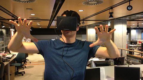 Facebook wchodzi do świata wirtualnej rzeczywistości i przejmuje Oculus Rift za 2 miliardy dolarów