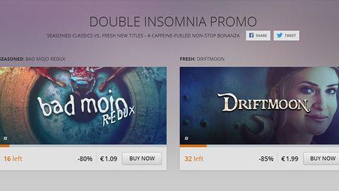 Na GOG.com wystartowała wyprzedaż Double Insomnia