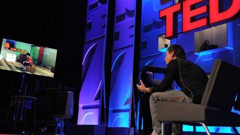 Nie było ich na E3, ale byli na TED - Peter Molyneux i jego wirtualny chłopiec