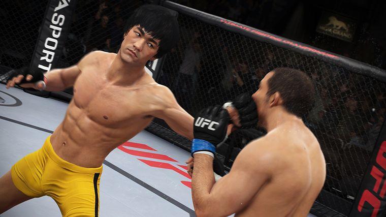 W EA Sports UFC będzie można wcielić się w... Bruce'a Lee