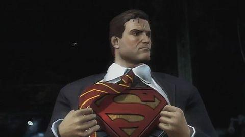 O takiej bijatyce z superbohaterami zawsze marzyłem [Injustice: Gods Among Us]