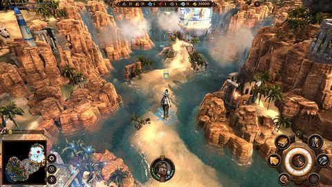 Świat Might & Magic Heroes VII będzie bardziej kolorowy i płynny