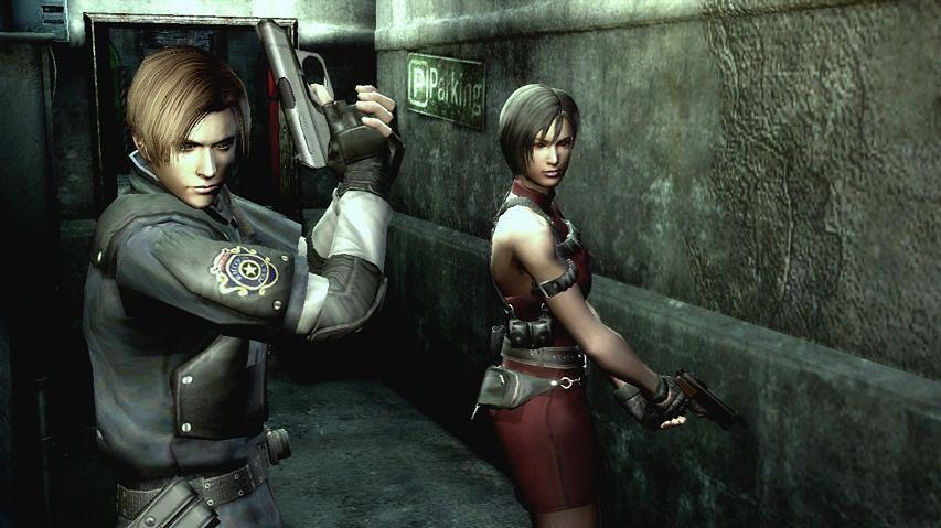 Z Wii na PS3: Resident Evil Chronicles