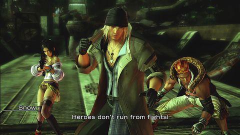 Pierwsze wrażenia: Final Fantasy XIII
