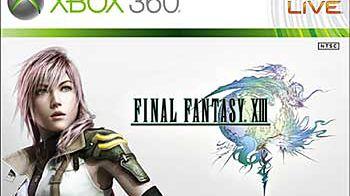 Microsoft poprosił Square Enix o Final Fantasy XIII na Xboksa 360