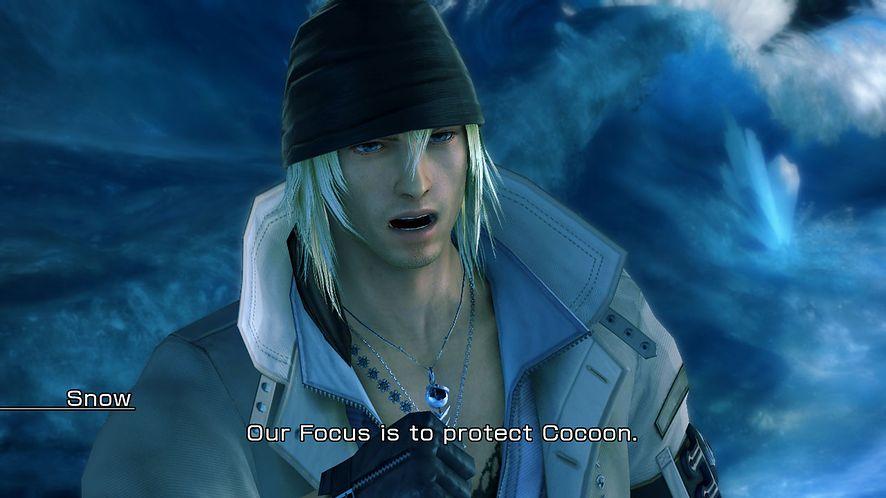 Square Enix przyznało się do wypuszczenia fałszywych kadrów z Final Fantasy XIII