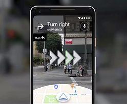 Google Maps AR: Tak działają Mapy Google nowej generacji, zobacz nasze wideo