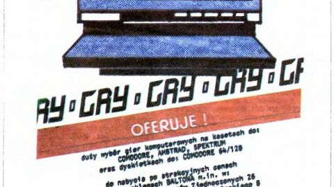 Reklamy gier i komputerów w starych czasopismach rozbrajają, śmieszą i przypominają [GALERIA]