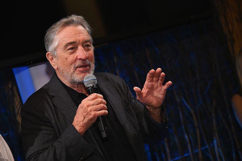 Robert De Niro rozważa emigrację