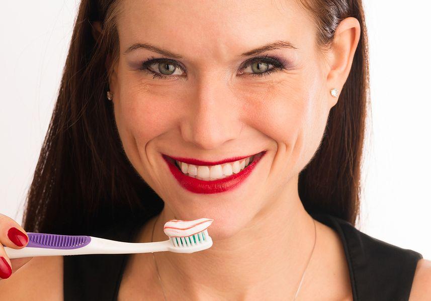 Dbanie o zdrowie zębów